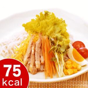 ごまだれこんにゃく冷麺  こんにゃく冷し中華|konnyakuclub