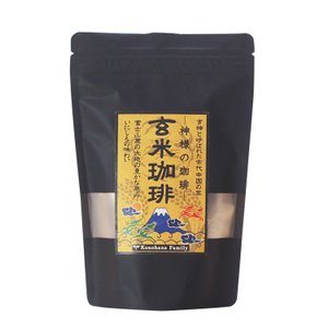 玄米珈琲 ティーバッグタイプ 5g×15包(農薬・化学肥料不使用) konohanafamily