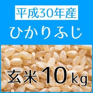 ひかりふじ(H30年産) 玄米 10kg konohanafamily