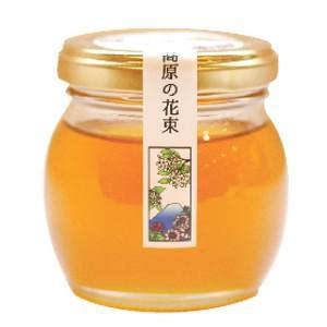 国産はちみつ 富士山麓のはちみつ屋さん 高原の花束 100g ※無添加|konohanafamily