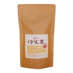 【新茶】ほうじ茶 80g(農薬・化学肥料不使用)※2021年度|konohanafamily