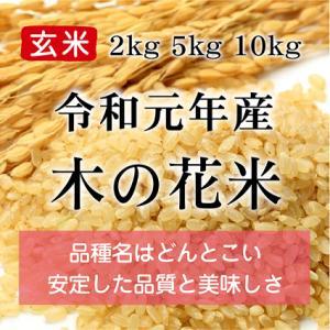 木の花米(H29年産) 精米 5kg konohanafamily