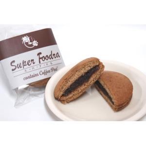 スーパーフードら どら焼き スーパーフード コーヒーピールパウダー つぶあん|konokacafe|03
