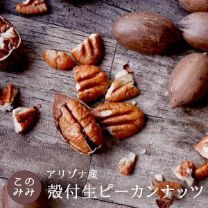 ピーカンナッツ 殻付き 生 200g ナッツ 日本初輸入 オイル不使用 無塩 ピーカンパイ 健康 美...