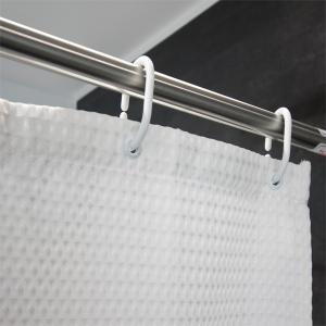 シャワーカーテン ワッフル 高級ロング仕様 幅150cm×丈200cm 送料無料|konpo|03