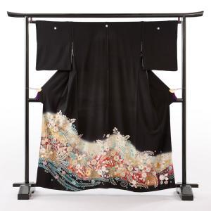 ■品番 re-tom-070 ■商品名 留袖レンタルフルセット 「彩模様」 (いろどりもよう)  ■...