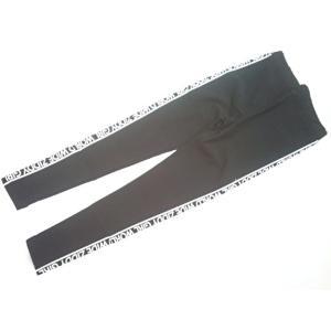 ジディー ZIDDY 両サイドロゴラインストレッチレギパン ボトム スパッツ レギンス 140 150 160cm|konyankobrando-kids