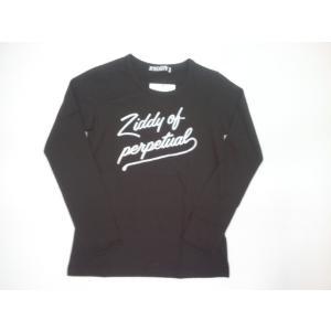 ジディー ZIDDY ラメロゴ天竺ベーシック長袖Tシャツ 長袖 Tシャツ 140 150 160cm|konyankobrando-kids