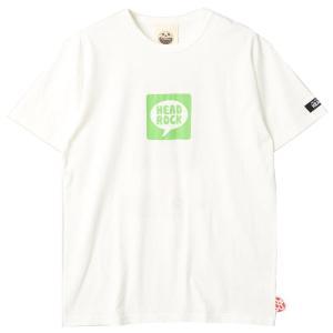 セール ヘッドロック HEAD ROCK 大人 メンズ LINE風Tシャツ 半袖 男の子 160 170 180cm 2019春夏|konyankobrando-kids
