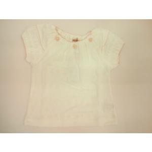 スーリー Souris [日本製][定番]パターンメッシュ涼しげな半袖Tシャツ 半袖 Tシャツ 80 90 95 100 110 120 130 140cm|konyankobrando-kids