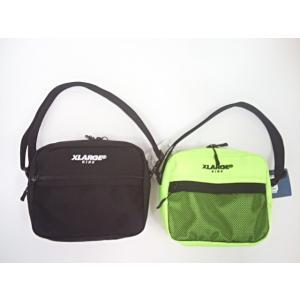 エクストララージキッズ XLARGE KIDS ジュニア ロゴスクエアショルダーバッグ バッグ ショルダーバッグ ギフト|konyankobrando-kids