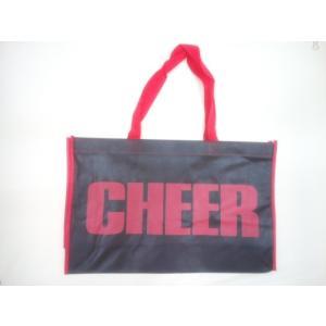 【単品での購入はできません!!】《非売品》新作CHEERのみ10800円以上お買い上げでのプレゼント・限定トートバッグ|konyankobrando-kids