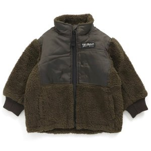 F.O.KIDS エフオーキッズ コンビジャケット ブラック 150 160cm|konyankobrando-kids