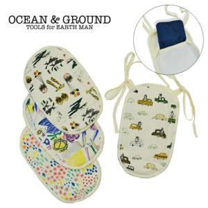 OCEAN & GROUND / オーシャンアンドグラウンド 抱っこ紐用 ひえひえマット BABY|kooka