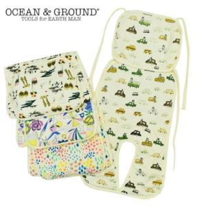 OCEAN & GROUND / オーシャンアンドグラウンド ベビーカー用 ひえひえマット BABY|kooka