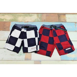 KRIFF MAYER / クリフメイヤー 子供服 キッズパンツ パッチワークショーツ 130cm 男の子|kooka