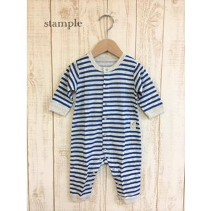 stample / スタンプル ベビー服 フライスPTカバーオール 女の子 男の子|kooka