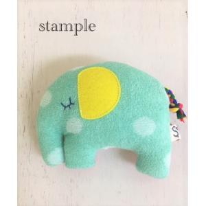 stample / スタンプル 子供 どうぶつパイルガラガラ 男の子&女の子 雑貨|kooka