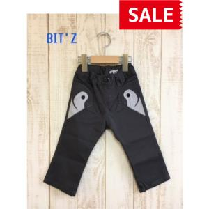 BIT'Z / ビッツ 子供服   ペンギンアップリケポケットパンツ 男の子 |kooka