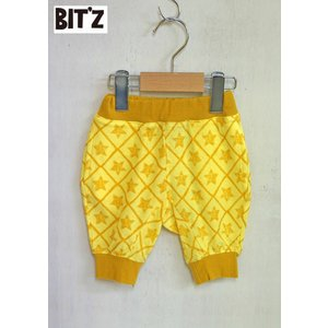 【SALE】BIT'Z / ビッツ 子供服   フルーツサルエルパンツ パイナップル柄サルエル 110cm 男の子 女の子 2018SS|kooka