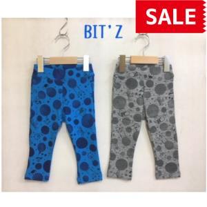 【SALE】【20%OFF】BIT'Z / ビッツ 子供服   2色柄保育園パンツ 男の子 女の子 FW|kooka