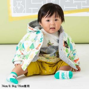 【SALE】BIT'Z / ビッツ 子供服  リバーシブルマント 男の子 女の子 |kooka