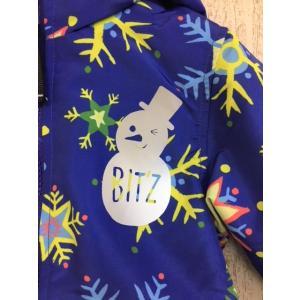 【SALE】BIT'Z / ビッツ 子供服  アウター 雪柄防寒ジャケット 男の子 女の子 |kooka|06