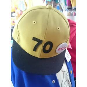 Soulsmania / ソウルズマニアキッズ 子供服 キッズキャップ SEVENTIES OLD CAP キャップ 帽子 男の子&女の子|kooka