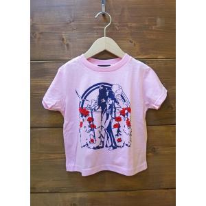 SoulsmaniaKids / ソウルズマニアキッズ 子供服 キッズTシャツ   HIKING  半袖Tシャツ  男の子&女の子|kooka