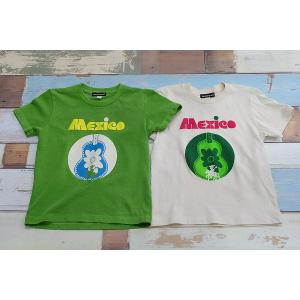 Soulsmania / ソウルズマニアキッズ 子供服 キッズTシャツ MEXICO Tシャツ 男の子&女の子|kooka