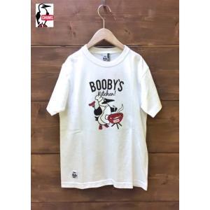 CHUMS / チャムス メンズTシャツ Booby's Kichen T-Shirt ブービーバードバーベキュープリントTシャツ 2017SS kooka
