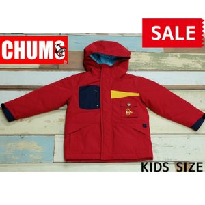 【SALE】【10%OFF】CHUMS / チャムス 子供服 Kid's Booby Face Insulated Jacket キッズブービーインスレイトジャケット 男の子&女の子 2015SS|kooka