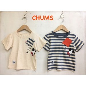 CHUMS / チャムス 子供服 キッズ Kid's Booby Hang On T-Shirt キッズブービーハングオンTシャツ キッズTシャツ 男の子 女の子 |kooka