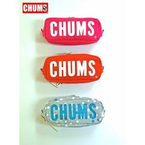 CHUMS / チャムス Boat Logo Pouch Sweat ボートロゴポーチスウェット kooka