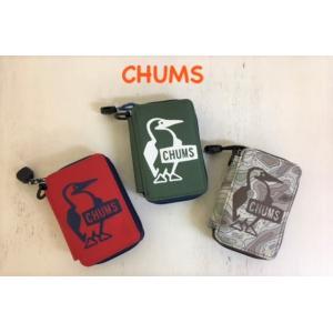 CHUMS / チャムス   Eco Key Zip Case エコキージップケース(キーケース/キーコイン)|kooka