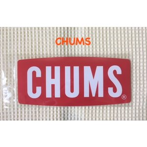 CHUMS / チャムス   Sticker CHUMS Logo Medium ステッカーチャムスロゴミディアム(雑貨/ステッカー)|kooka