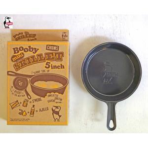 CHUMS / チャムス  Booby Mini Skillet 5inch ブービーバードミニスキレット   kooka