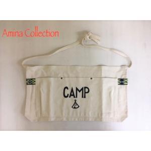 Aminacollection / アミナコレクション 雑貨 キャンパーショートエプロン|kooka