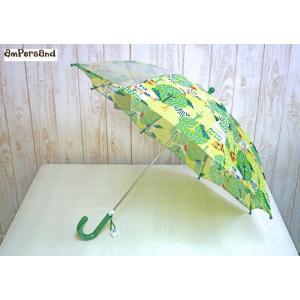 AMPERSAND / アンパサンド キッズ傘 雨の森柄窓付き傘 Sサイズ Mサイズ 女の子 男の子 2018SS|kooka