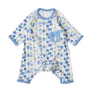 【SALE】Petit jam / プチジャム 子供服ベビー服 総柄NEWカバーオール 60〜70cm 女の子 男の子 |kooka