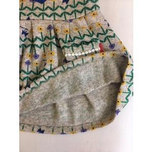 【SALE】Petit jam / プチジャム 子供服  裏起毛デザインワンピース 100cm 女の子 |kooka|05