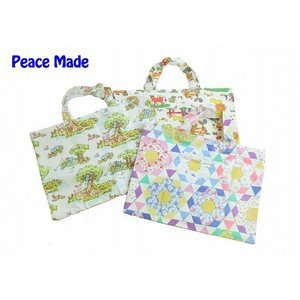 Peace Made / ピースメイド キッズトートバッグ 雑貨 入園 入学|kooka