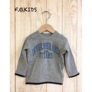 F.O.KIDS / エフオーキッズ 子供服 キッズTシャツ リバーシブルTシャツ 男の子&女の子|kooka