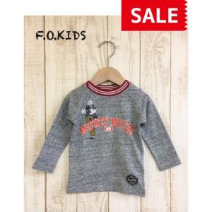 F.O.KIDS / エフオーキッズ 子供服 キッズTシャツ  ディズニーTシャツ 男の子&女の子|kooka