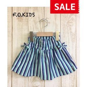 F.O.KIDS / エフオーキッズ 子供服 ハイウエストギャザースカート  女の子|kooka