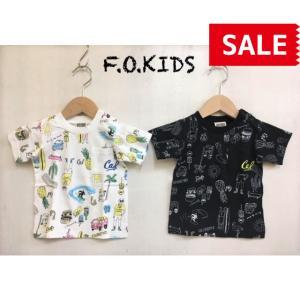 F.O.KIDS / エフオーキッズ 子供服 キッズTシャツ ミヤタチカコラボTシャツ  男の子&女の子|kooka