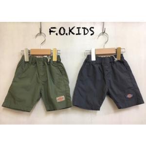 【SALE】【30%OFF】F.O.KIDS / エフオーキッズ 子供服  Dickies(ディッキーズ) パンツ 4.5分丈 男の子 女の子|kooka