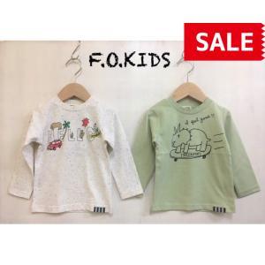 【SALE】【20%OFF】F.O.KIDS / エフオーキッズ 子供服 キッズTシャツ ミヤタチカコラボTシャツ 男の子&女の子|kooka