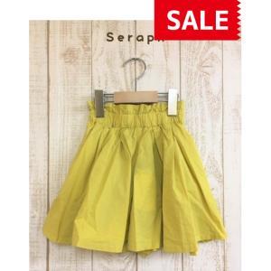 【SALE】【50%OFF】Seraph / セラフ 子供服 ウエストフリルキュロット ショート丈 女の子   SS |kooka