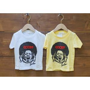 SoulsmaniaKids / ソウルズマニアキッズ 子供服 キッズTシャツ  FEELINGGOOD  半袖Tシャツ  男の子&女の子|kooka